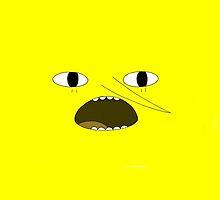Adventure Time - Lemongrab by Alex Bunt