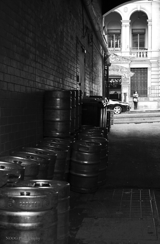 Keg Alley by Jordan Miscamble