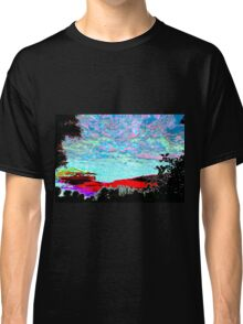 Sunset in August Classic T-Shirt