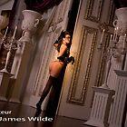 Beauty Steps into the Darkness by Julian Wilde
