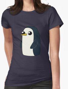 Adventure Time - Gunter Womens Fitted T-Shirt