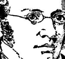 Franz Schubert Sticker