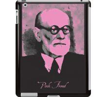 PINK FREUD iPad Case/Skin