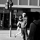 The Big Issue Seller by Jordan Miscamble