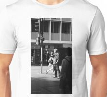 The Big Issue Seller Unisex T-Shirt