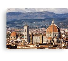 Florence Canvas Print
