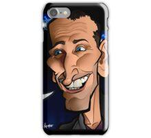 Fantastic! (Ninth Doctor) iPhone Case/Skin