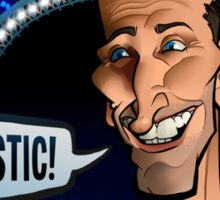 Fantastic! (Ninth Doctor) Sticker