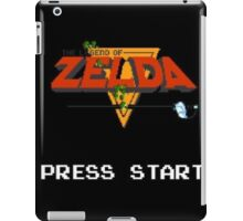 NES Zelda iPad Case/Skin