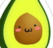 Avocadon't Talk To Me Sticker