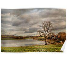 Colne Reservoir. Poster