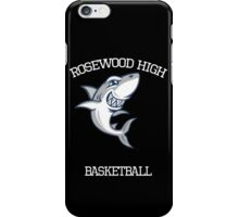 Rosewood Sharks; Basketball iPhone Case/Skin