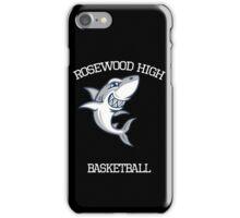 Rosewood Sharks; Basketball iPhone Case/Skin