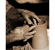 A Delicate Touch Photographic Print