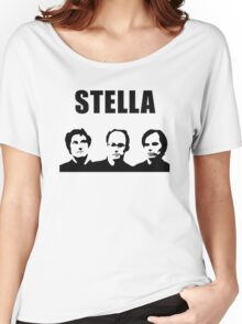 Stella - David Wain, Michael Showalter, Michael Ian Black Women's Relaxed Fit T-Shirt
