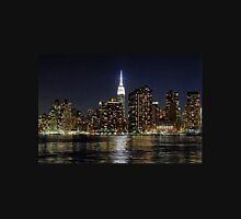 Empire State  Building - Gantry Plaza Night Unisex T-Shirt