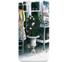 Sidewalk Sale iPhone Case/Skin