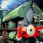 Steam engine - Sir Cecil A Cochrane by Kevin Allan