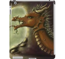 Home Sweet Home Dragon iPad Case/Skin