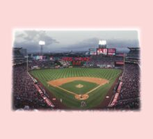 Angel Stadium Home of Baseball Fever Kids Clothes