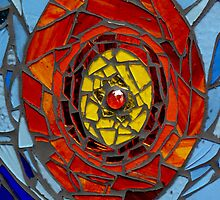 """""""Mosaic Eye"""" by Sophie Lapsley"""