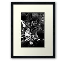 Generations Framed Print