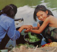 Laos by Nith
