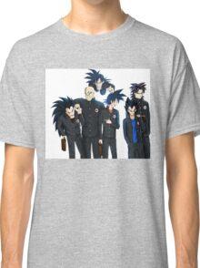 The Saiyan Crew Classic T-Shirt