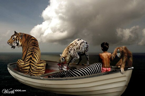 Life of Pi by blindmel