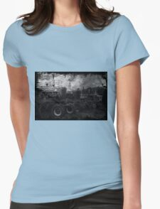 Tractors at the Fair Womens Fitted T-Shirt