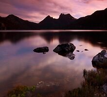 Cradle Mountain by Claire Walsh