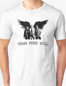 Team Free Will Supernatural T-Shirt
