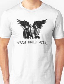 Team Free Will Supernatural Unisex T-Shirt