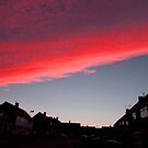 Fire Sky Pink by Bradley Old