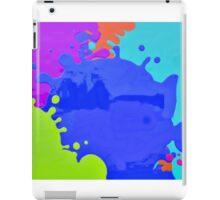 Splatoon Ink iPad Case/Skin