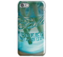 Mason Jar iPhone Case/Skin