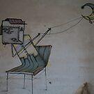 Make my dream come true - Graffiti (~ autor unknown) . Brown Sugar Storybook. by © Andrzej Goszcz,M.D. Ph.D