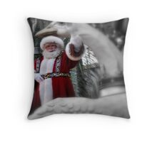 Christmas card No. 2 Throw Pillow