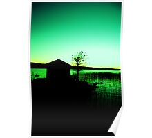 Green peace of mind Poster