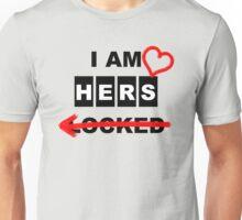 Not SHERlocked - variant 2 for T-shirts Unisex T-Shirt