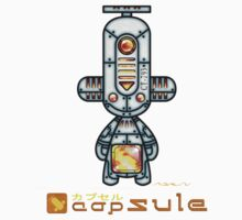 Capsule Toyz - Machine Head T-Shirt