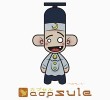 Capsule Toyz - Pierrot La Lune by Saing Louis