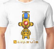 Capsule Toyz - Yellow Spy Robot Unisex T-Shirt
