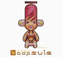 Capsule Toyz - Pink by Saing Louis