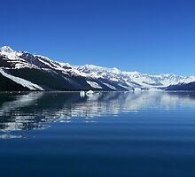 Prince William Sound - Alaska by Leone