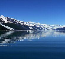 Prince William Sound - Alaska by Leone Fabre