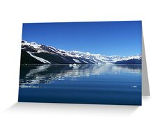 Prince William Sound - Alaska Greeting Card