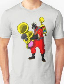 pixel pyro 1 (fanart) Unisex T-Shirt