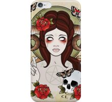 Pagan Goddess iPhone Case/Skin