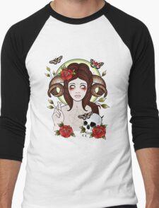 Pagan Goddess Men's Baseball ¾ T-Shirt